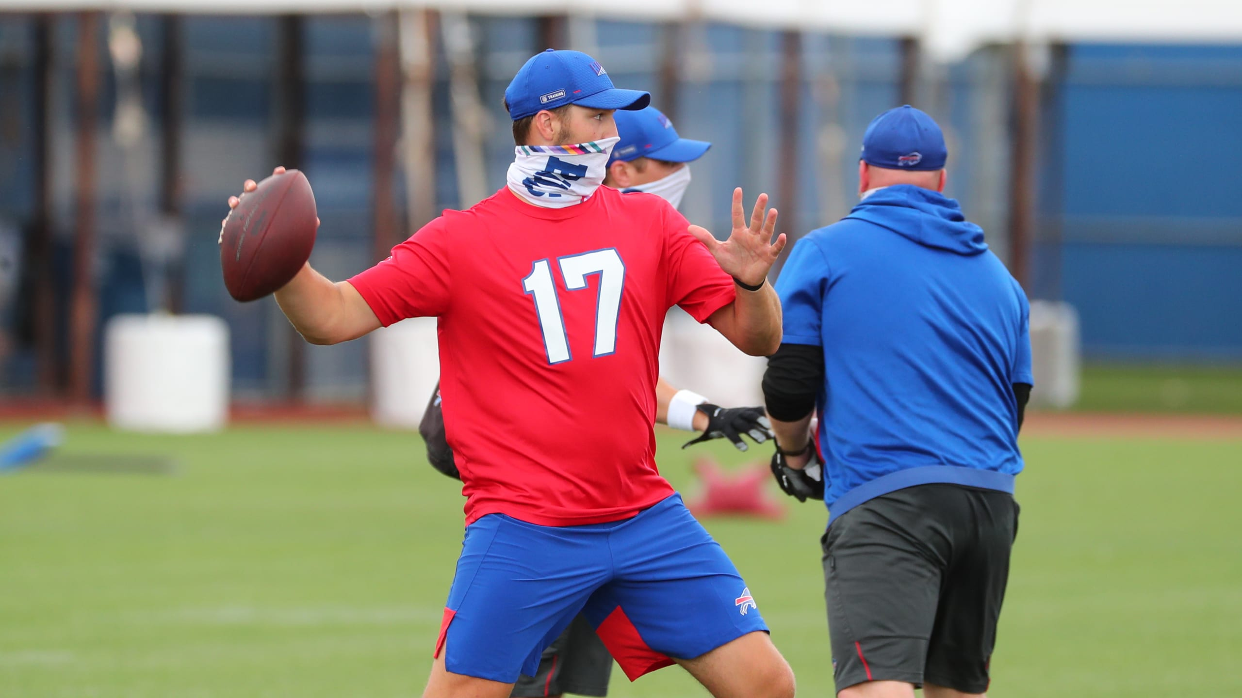 6 things we learned from Josh Allen and Jordan Poyer about Bills training camp
