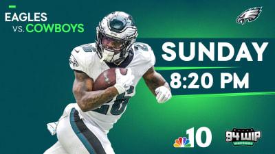 Game Preview: Eagles vs. Cowboys