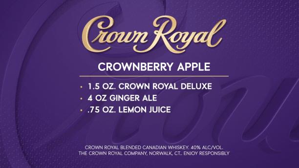 Crownberry Apple