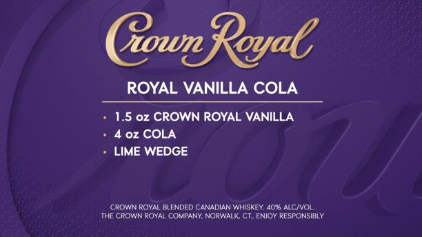 Royal Vanilla Crown Cola