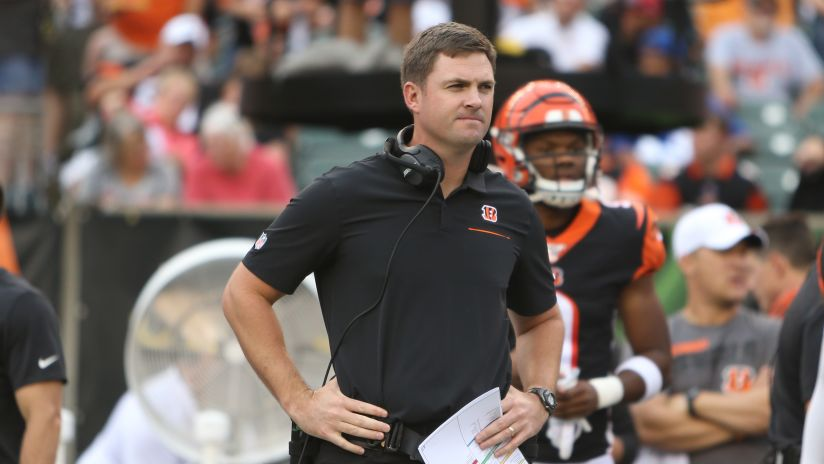 Bengals head coach Zac Taylor is looking at every aspect to get his team prepared for training camp