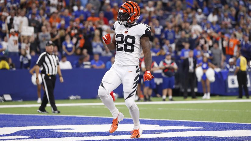 buy online 61205 ae7a5 Bengals 2019 Uniform Schedule; Color Rush Dates Revealed