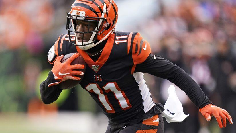Cincinnati Bengals wide receiver John Ross believes in himself to ...