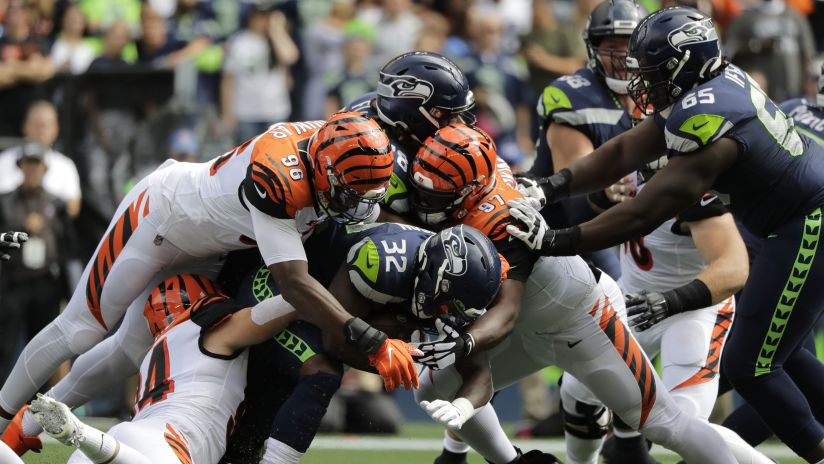 Bengals at Seahawks Postgame Quotes