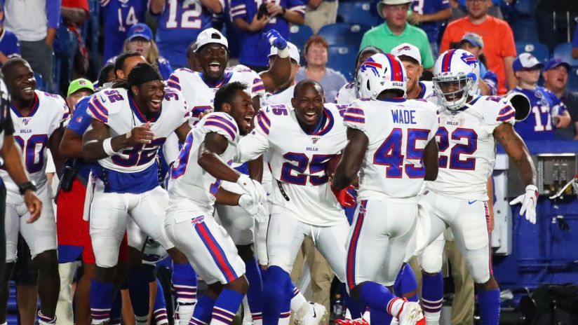 designer fashion 8e202 f6a0f IN THEIR OWN WORDS | Bills players share their takeaways ...