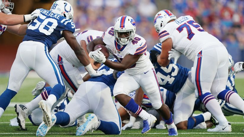 cheap for discount 54d4d 13105 Top 3 things we learned from Bills vs. Colts | Preseason Week 1