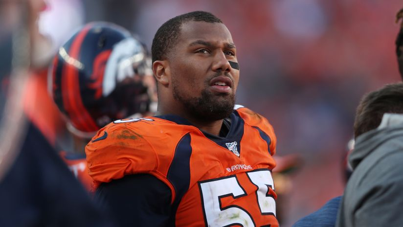 I just can't wait to be back': Bradley Chubb sets goal for return ...