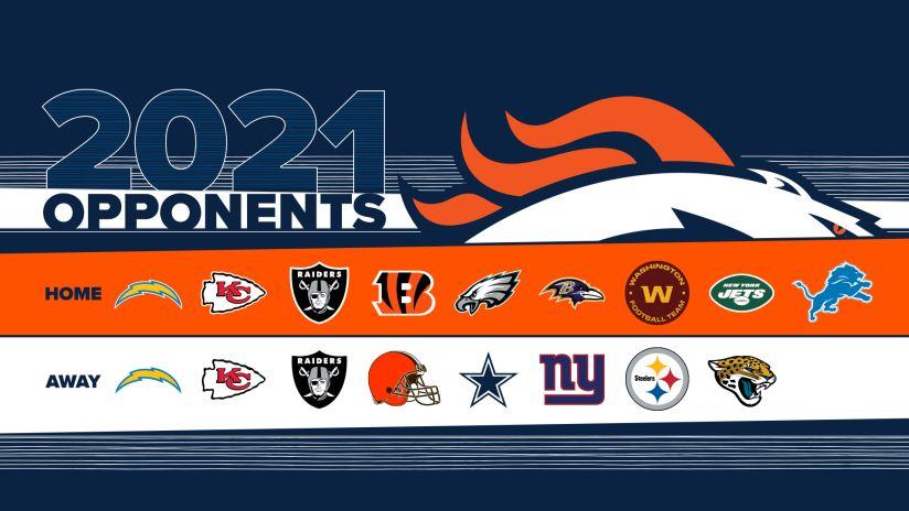 Nfl Calendar 2022.Nfl Officially Approves 17 Game Schedule Denver To Host Nine Regular Season Games In 2021