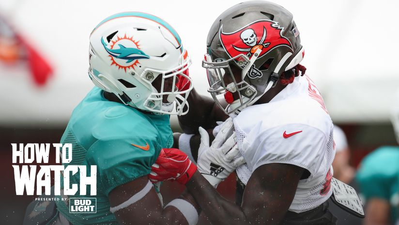 fe74b884 How to Watch Dolphins vs. Buccaneers