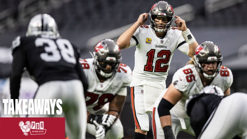 Bucs Vs Raiders Recap Tampa Bay Wins 45 20