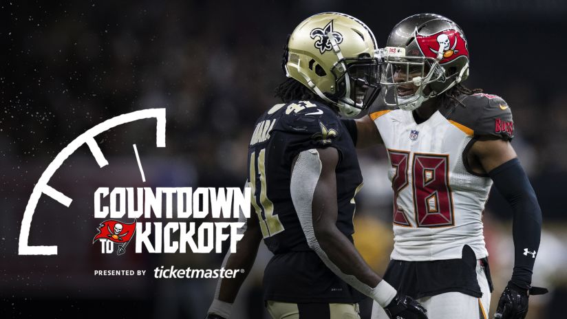 countdown to kickoff bucs vs saints shaq barrett the bucs passing attack countdown to kickoff bucs vs saints