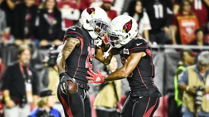 Rookie Wideouts Andy Isabella Keesean Johnson Seize Moment