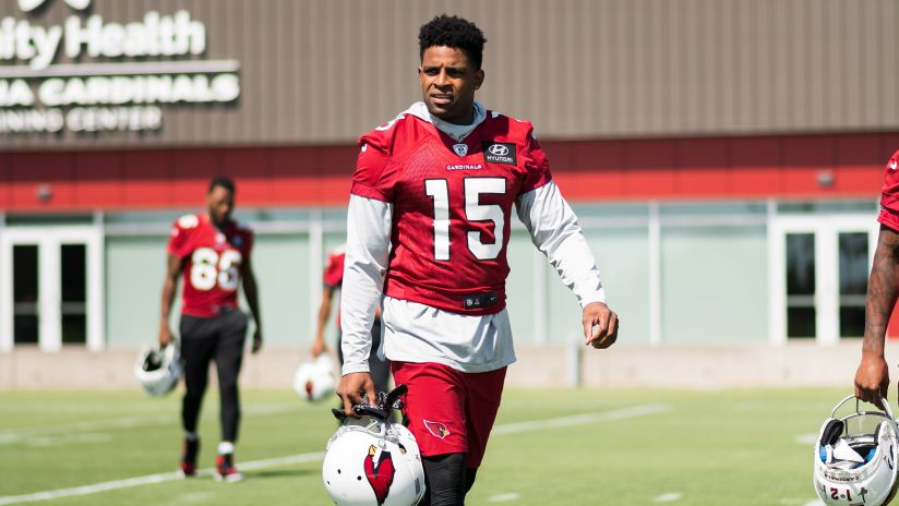 Michael Crabtree Works To Find His Place With Cardinals