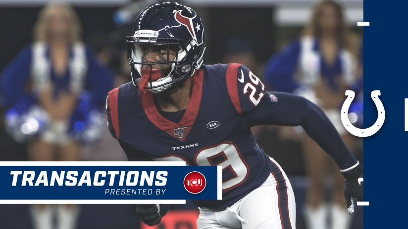The Indianapolis Colts have signed free agent cornerback Briean ...