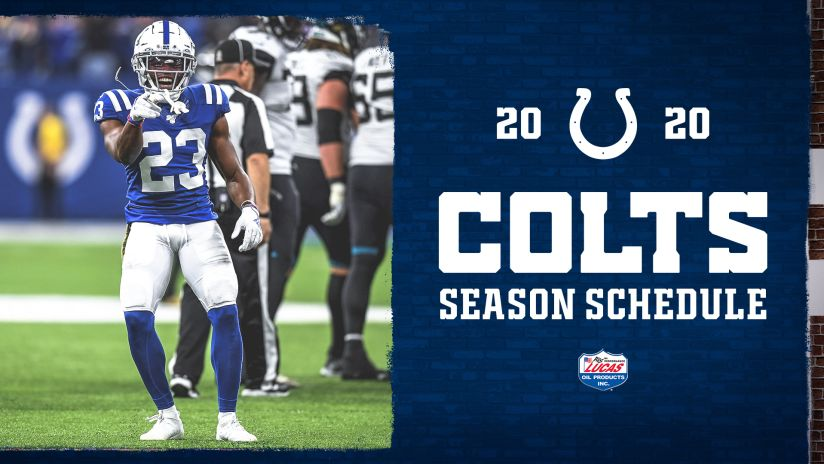2020 Indianapolis Colts Schedule Complete Schedule Tickets And Matchup Information For 2020 Nfl Season