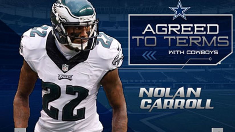 CB Need Addressed As Former Eagle Nolan Carroll Agrees To Terms