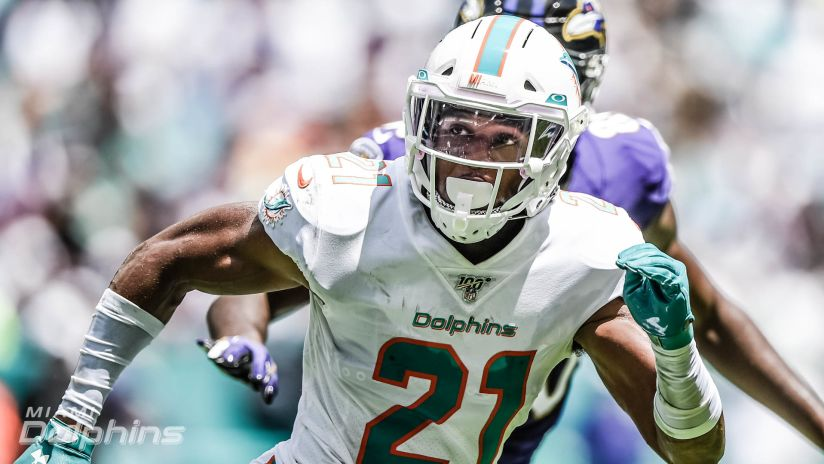 Eric Rowe Looking Forward To Matchup Against Former Team