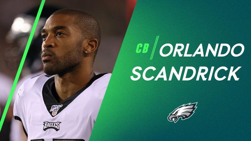 Eagles bring back CB Orlando Scandrick