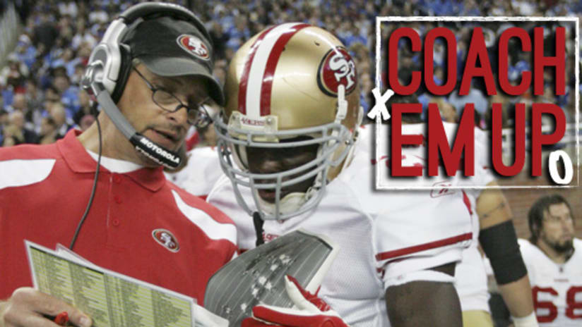 c2c88a6cb13 Running backs coach Tom Rathman considers himself to be a San Francisco  49er through and through. The former two-time Super Bowl winning fullback  spent ...