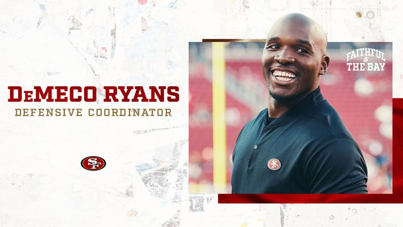 5 Things to Know About 49ers New Defensive Coordinator DeMeco Ryans