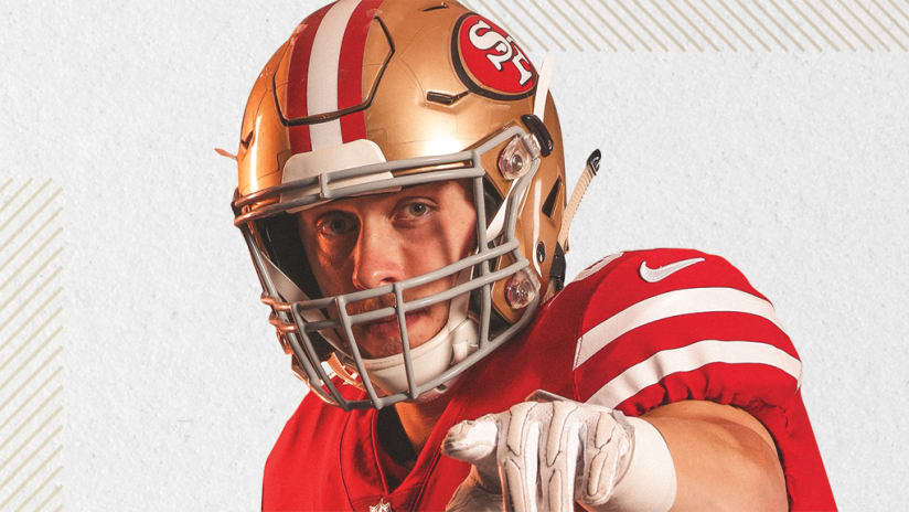 4397946e6 George Kittle: The 49ers Star Tight End in the Making with a WWE ...