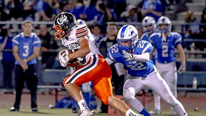 49ers Select Will Fordyce Of Los Gatos High School As The 2017 Week
