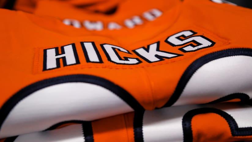 266cfbd91 Bears to wear orange jerseys in Miami