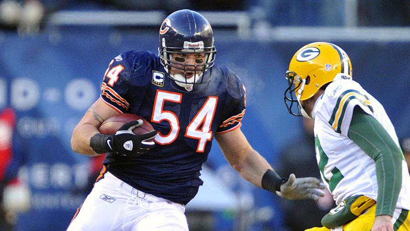 Brian Urlacher Chicago Bears NFC Pro Bowl Game Jersey