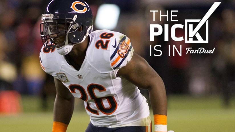 The Pick is in: Bears-Rams