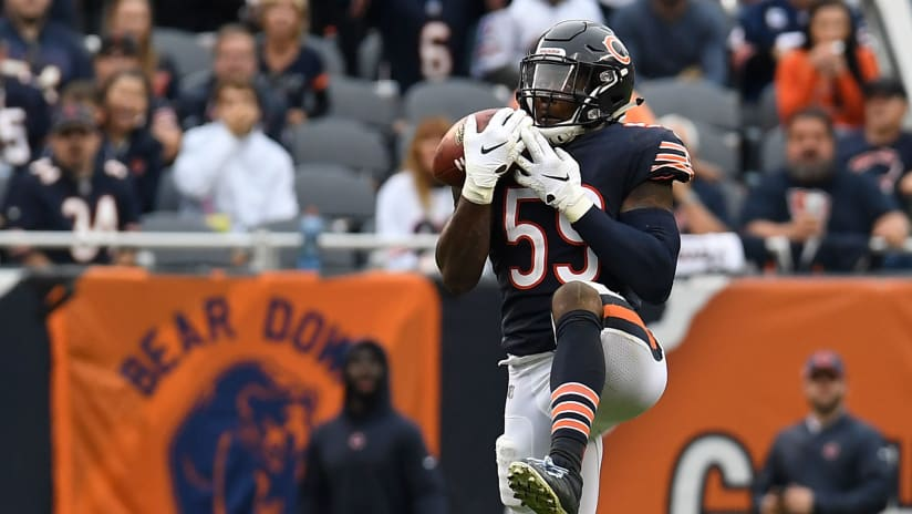 Bears 2018 wins losses