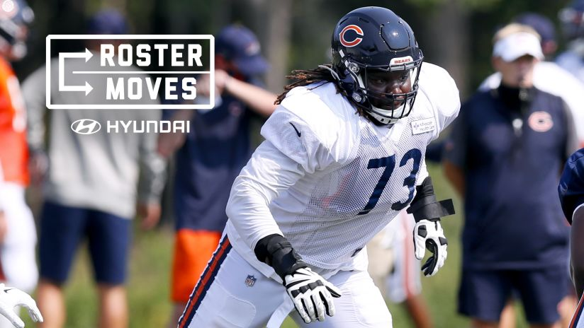 News Roster Moves Chicago Bears Official Website