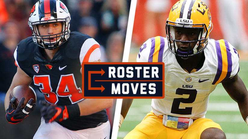 Roster Moves  Bears ink 15 undrafted rookie free agents d474a40a3
