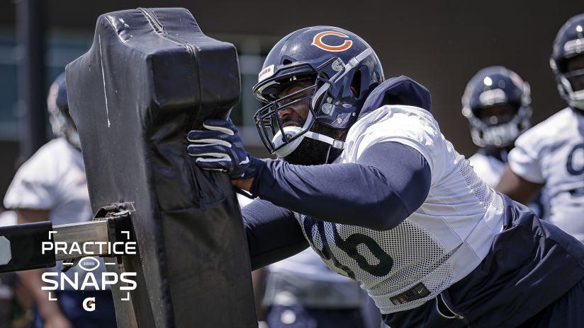 dfb7f4e7c8cdda Photos: Practice Snaps | Chicago Bears Official Website