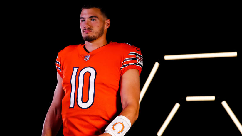 7ede656a Bears reveal jersey colors for all 2018 games