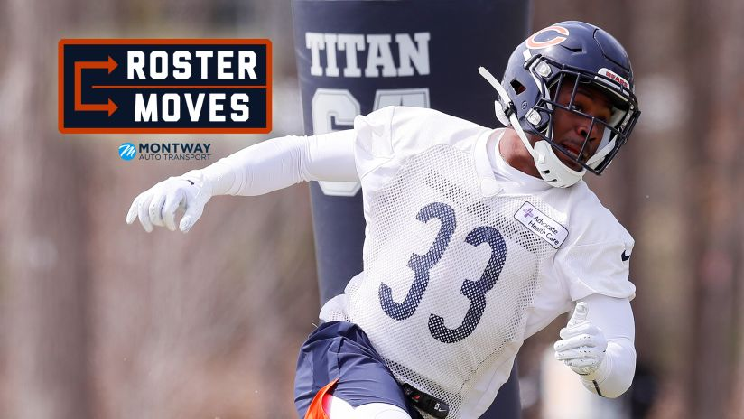 News: Roster Moves | Chicago Bears Official Website