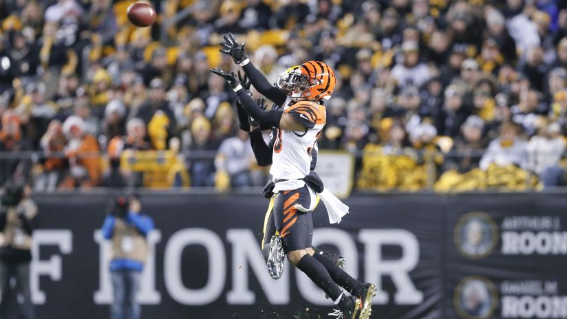 finest selection f84fc 9ba80 Game Preview: Week 4 Bengals at Steelers