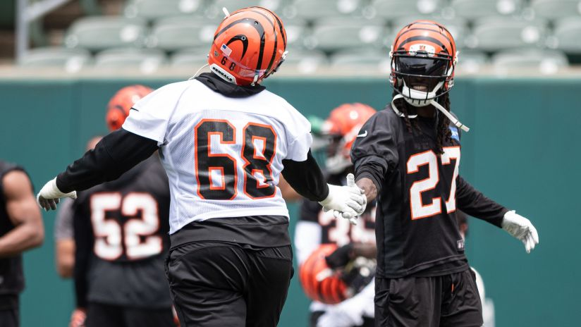ca67a0dd The Official Site of the Cincinnati Bengals