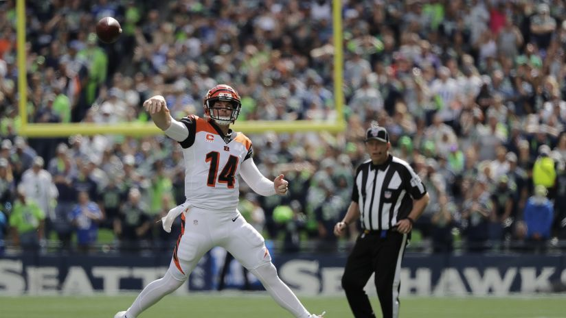 Bengals Can't Close Out Hawks In Opener