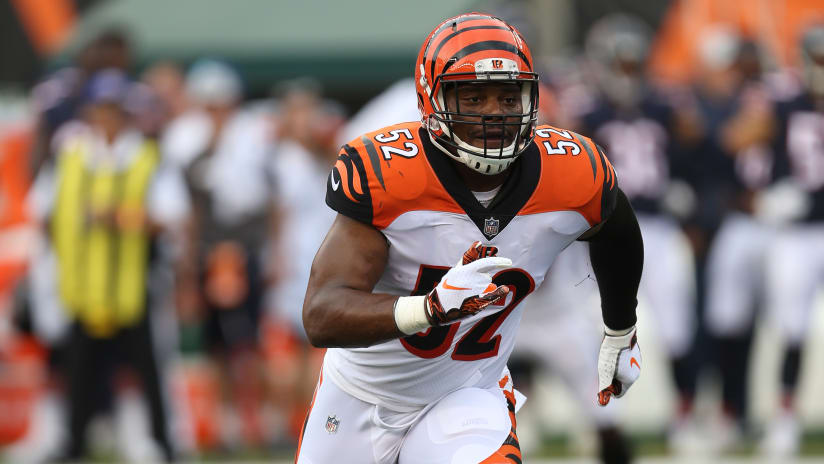 Preston Brown Re-Signs With Bengals