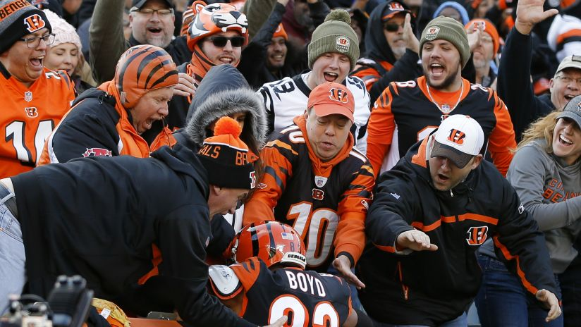 The Official Site Of The Cincinnati Bengals