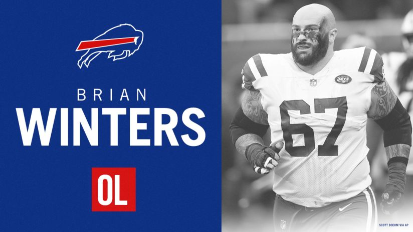 What Will Brian Winters Bring to the Buffalo Bills?