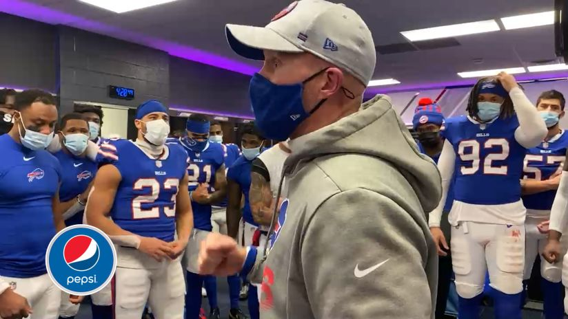 'Humble and Hungry': Buffalo Bills Head Coach, Players Give God the Glory for First Playoff Victory in 25 Years Against Indianapolis Colts