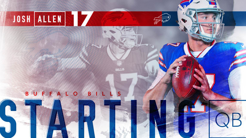 outlet store c9b62 9b4c9 Why Josh Allen is fit for success and a fit for Buffalo