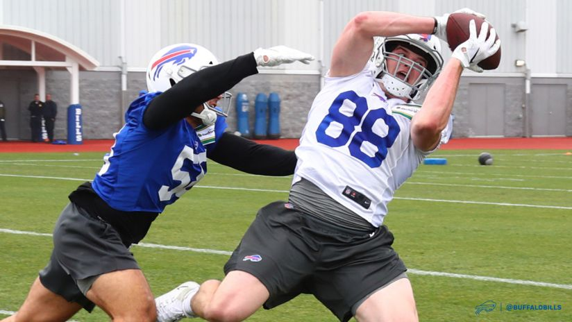 6cd476b4d 4 things we learned from Week 2 of OTAs