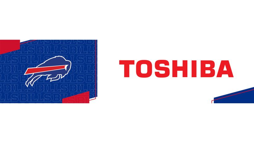 Buffalo Bills extend partnership with Toshiba