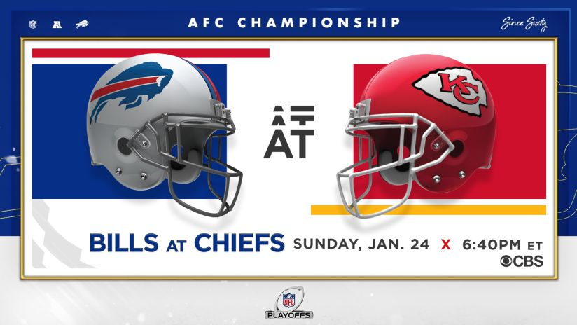 Bills to face the Kansas City Chiefs in the AFC Championship game