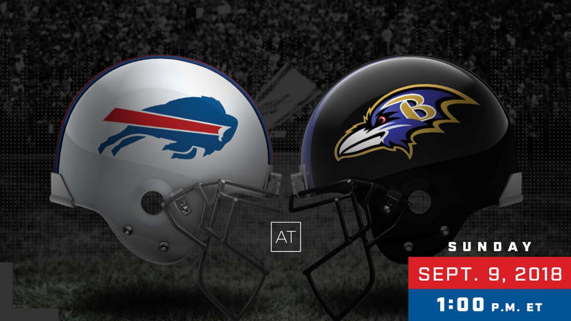 How To Watch Bills At Ravens