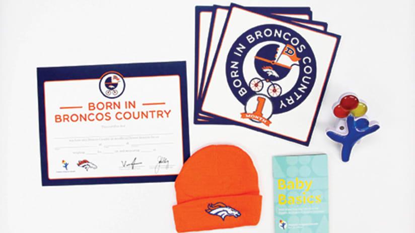 Denver Broncos | Born in Broncos Country