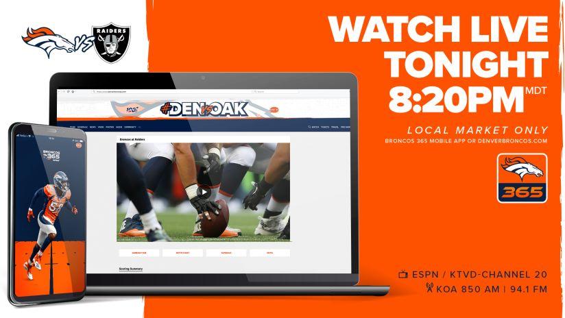 Denver Broncos Home | Denver Broncos – denverbroncos com