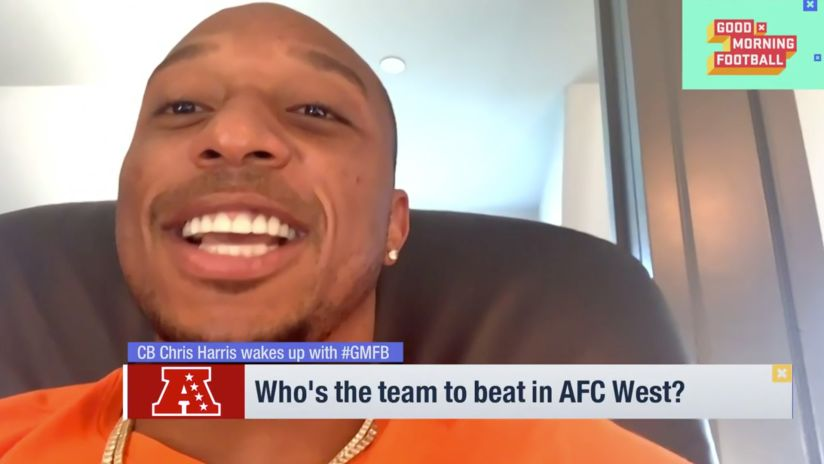 0e5359d5cae Chris Harris Jr.: With Broncos as underdogs, opponents will 'have to wake